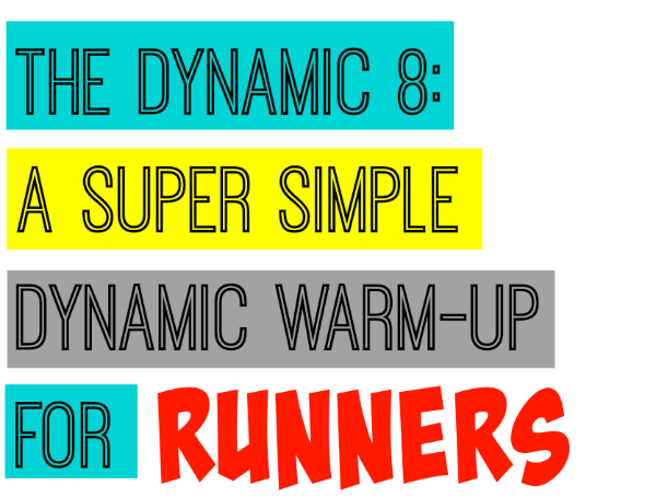 Dynamic Warm-up For Runners