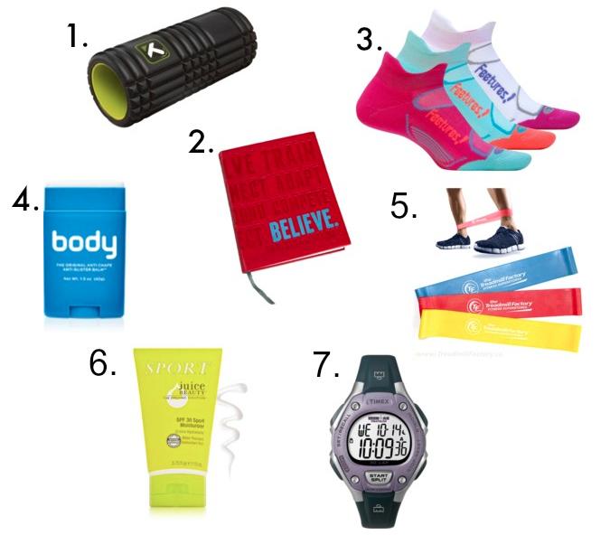 1st Time Marathoner Essential Accessories